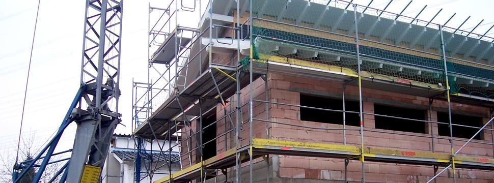 Neubau EF-Haus Michalski