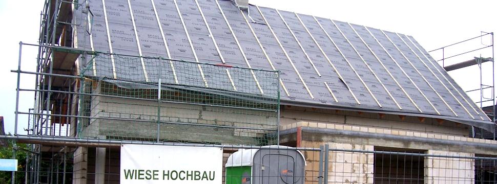 Neubau EF-Haus Wagner
